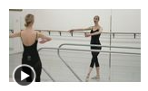 How to Do the Pique in Ballet Dancing