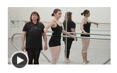 Turning Out & Arm Positions in Ballet Dancing