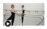 How to Do a Passe Developpe Ballet Position